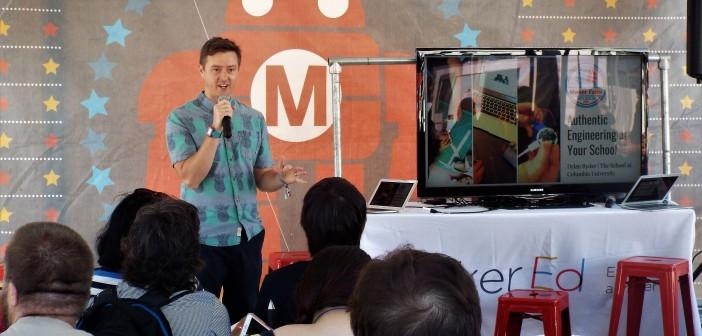 2017 World Maker Faire Educators